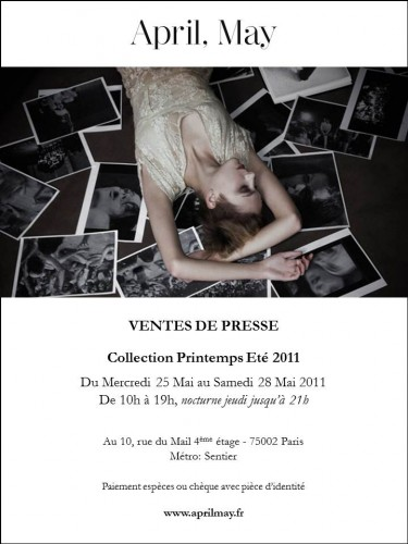 April, May - Invitation Ventes de Presse Mai 2011.jpg