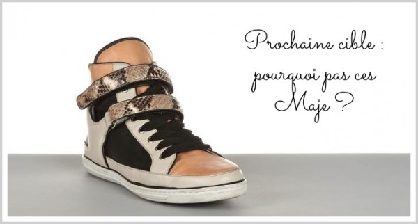 sneakers comptoir des cotonniers